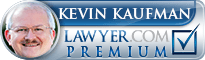 Kevin Kaufman  Lawyer Badge