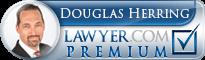 Douglas F Herring  Lawyer Badge