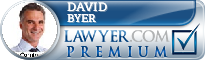 David N Byer  Lawyer Badge