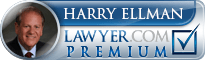 Harry Steven Ellman  Lawyer Badge