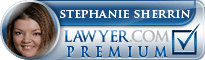 Stephanie E Scales-Sherrin  Lawyer Badge
