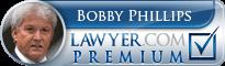 Bobby Phillips  Lawyer Badge