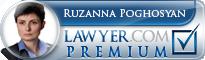 Ruzanna Poghosyan  Lawyer Badge