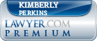 Kimberly M. Perkins  Lawyer Badge