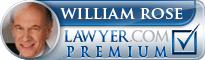 William J. Rose  Lawyer Badge