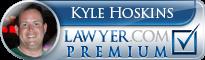 Kyle D. Hoskins  Lawyer Badge