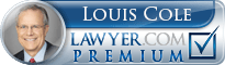 Louis Cole  Lawyer Badge