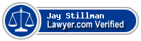 Jay Stillman  Lawyer Badge