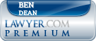Ben Dean  Lawyer Badge