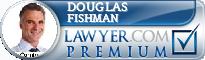 Douglas I. Fishman  Lawyer Badge