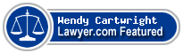 Wendy A. Cartwright  Lawyer Badge