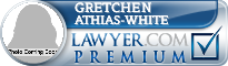 Gretchen K. Athias-White  Lawyer Badge