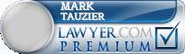 Mark Gerard Tauzier  Lawyer Badge