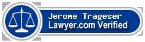 Jerome Timothy Trageser  Lawyer Badge