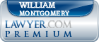 William T Montgomery  Lawyer Badge