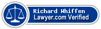 Richard Douglas Whiffen  Lawyer Badge