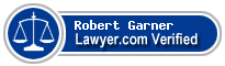 Robert Eugene Garner  Lawyer Badge