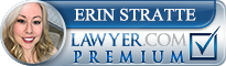 Erin Marie Stratte  Lawyer Badge