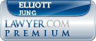 Elliott H. Jung  Lawyer Badge