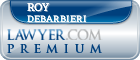 Roy L Debarbieri  Lawyer Badge