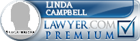 Linda Simmons Campbell  Lawyer Badge