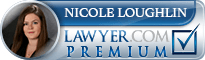 Nicole Monique Loughlin  Lawyer Badge