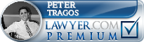 Peter Leo-George Tragos  Lawyer Badge