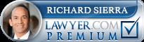 Richard Sierra  Lawyer Badge