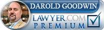 Darold C. Goodwin  Lawyer Badge