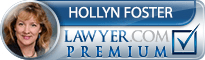 Hollyn June Foster  Lawyer Badge