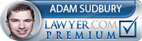 Adam Harold Sudbury  Lawyer Badge