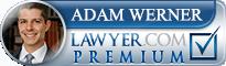 Adam Gregg Werner  Lawyer Badge