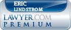Eric Jacob Lindstrom  Lawyer Badge