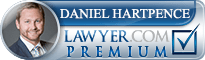 Daniel Scott Hartpence  Lawyer Badge