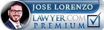 Jose Manuel Lorenzo  Lawyer Badge