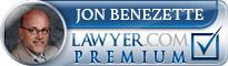 Jon Eric Benezette  Lawyer Badge