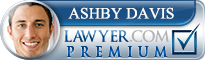 Ashby C. Davis  Lawyer Badge