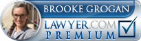 Brooke Grogan  Lawyer Badge