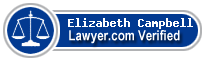 Elizabeth Nesmith Campbell  Lawyer Badge