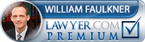 William Stanley Faulkner  Lawyer Badge