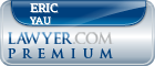 Eric Yau  Lawyer Badge