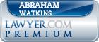 Abraham K Watkins  Lawyer Badge