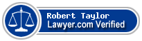 Robert James Taylor  Lawyer Badge