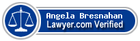Angela Connelly Bresnahan  Lawyer Badge