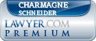 Charmagne Dianne Schneider  Lawyer Badge
