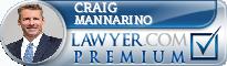 Craig P. Mannarino  Lawyer Badge