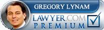 Gregory S. Lynam  Lawyer Badge
