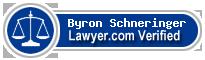 Byron Schneringer  Lawyer Badge