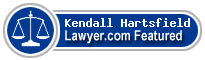 Kendall D. Hartsfield  Lawyer Badge