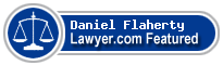 Daniel Flaherty  Lawyer Badge